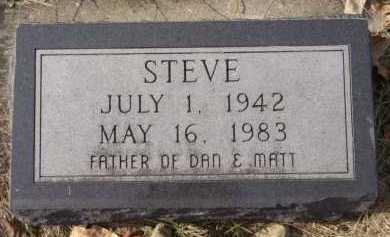 HART, STEVE - Moody County, South Dakota | STEVE HART - South Dakota Gravestone Photos