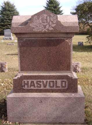 HASVOLD, FAMILY - Moody County, South Dakota   FAMILY HASVOLD - South Dakota Gravestone Photos
