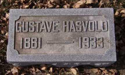 HASVOLD, GUSTAVE - Moody County, South Dakota | GUSTAVE HASVOLD - South Dakota Gravestone Photos