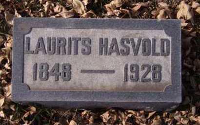 HASVOLD, LAURITS - Moody County, South Dakota | LAURITS HASVOLD - South Dakota Gravestone Photos