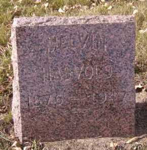 HASVOLD, MELVIN - Moody County, South Dakota | MELVIN HASVOLD - South Dakota Gravestone Photos