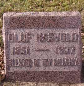 HASVOLD, OLUF - Moody County, South Dakota | OLUF HASVOLD - South Dakota Gravestone Photos