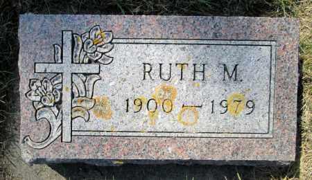 HASVOLD, RUTH MEGDALENE - Moody County, South Dakota | RUTH MEGDALENE HASVOLD - South Dakota Gravestone Photos