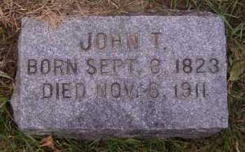 HAUGEBERG, JOHN T - Moody County, South Dakota | JOHN T HAUGEBERG - South Dakota Gravestone Photos