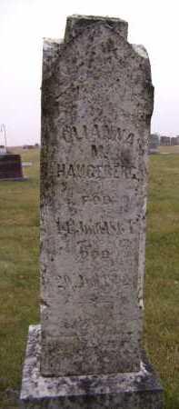 CHRISTIANSEN HAUGEBERG, OLIANNA M - Moody County, South Dakota | OLIANNA M CHRISTIANSEN HAUGEBERG - South Dakota Gravestone Photos