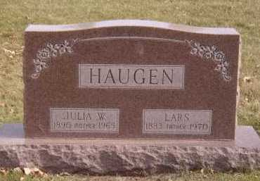 HAUGEN, LARS - Moody County, South Dakota | LARS HAUGEN - South Dakota Gravestone Photos