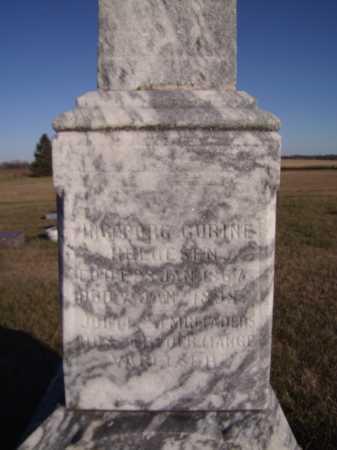 HELGESEN, INGEBORG GURINE (CLOSEUP) - Moody County, South Dakota | INGEBORG GURINE (CLOSEUP) HELGESEN - South Dakota Gravestone Photos