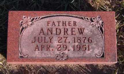 HELLAND, ANDREW - Moody County, South Dakota | ANDREW HELLAND - South Dakota Gravestone Photos