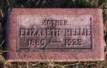 HELLIE, ELIZABETH - Moody County, South Dakota | ELIZABETH HELLIE - South Dakota Gravestone Photos