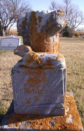 HENDRICKSON, NEVA IRENE - Moody County, South Dakota | NEVA IRENE HENDRICKSON - South Dakota Gravestone Photos