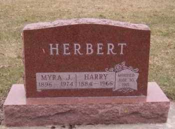 HERBERT, HARRY - Moody County, South Dakota | HARRY HERBERT - South Dakota Gravestone Photos