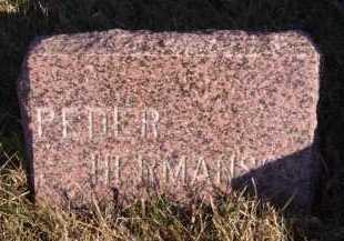 HERMANSON, PEDER - Moody County, South Dakota   PEDER HERMANSON - South Dakota Gravestone Photos