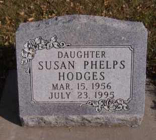 HODGES, SUSAN - Moody County, South Dakota | SUSAN HODGES - South Dakota Gravestone Photos