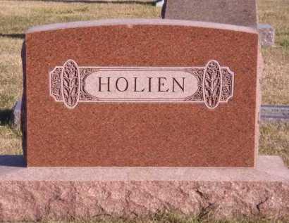 HOLIEN, FAMILY - Moody County, South Dakota | FAMILY HOLIEN - South Dakota Gravestone Photos