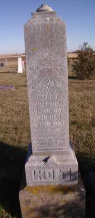HOLT, ANNE MARIE - Moody County, South Dakota | ANNE MARIE HOLT - South Dakota Gravestone Photos