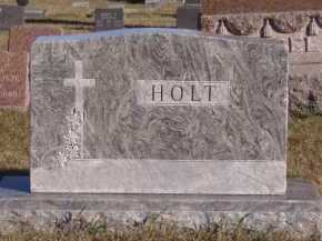 HOLT, FAMILY - Moody County, South Dakota | FAMILY HOLT - South Dakota Gravestone Photos