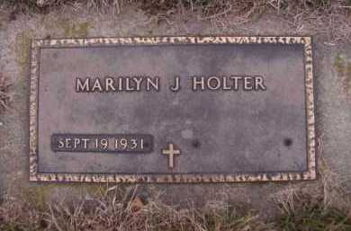 AAKER HOLTER, MARILYN J - Moody County, South Dakota | MARILYN J AAKER HOLTER - South Dakota Gravestone Photos