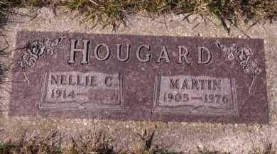 HOUGARD, NELLIE C - Moody County, South Dakota | NELLIE C HOUGARD - South Dakota Gravestone Photos