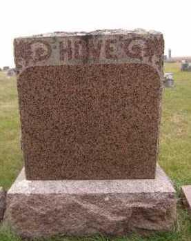 HOVE, FAMILY - Moody County, South Dakota | FAMILY HOVE - South Dakota Gravestone Photos