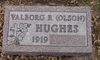 HUGHES, VALBORG B - Moody County, South Dakota | VALBORG B HUGHES - South Dakota Gravestone Photos