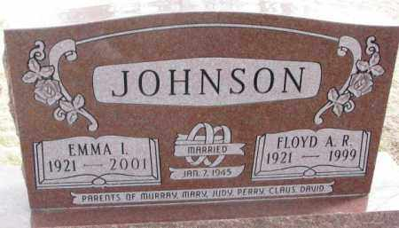 JOHNSON, EMMA I. - Moody County, South Dakota | EMMA I. JOHNSON - South Dakota Gravestone Photos