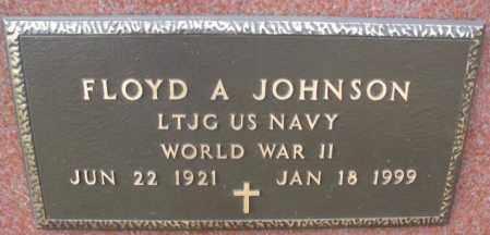 JOHNSON, FLOYD A. (WW II) - Moody County, South Dakota | FLOYD A. (WW II) JOHNSON - South Dakota Gravestone Photos