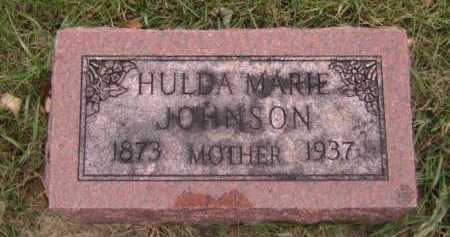 JOHNSON, HULDA MARIE - Moody County, South Dakota | HULDA MARIE JOHNSON - South Dakota Gravestone Photos