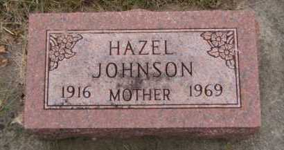 JOHNSON, HAZEL - Moody County, South Dakota   HAZEL JOHNSON - South Dakota Gravestone Photos