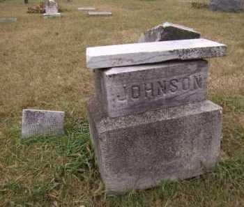 JOHNSON, IVER L (2) - Moody County, South Dakota | IVER L (2) JOHNSON - South Dakota Gravestone Photos