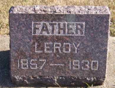 JOHNSON, LEROY - Moody County, South Dakota | LEROY JOHNSON - South Dakota Gravestone Photos