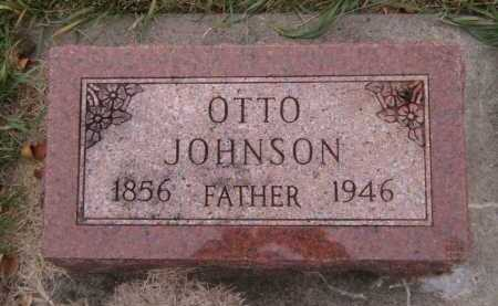 JOHNSON, OTTO - Moody County, South Dakota | OTTO JOHNSON - South Dakota Gravestone Photos