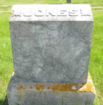 JONES, ANICE - Moody County, South Dakota | ANICE JONES - South Dakota Gravestone Photos