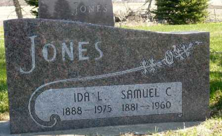 JONES, IDA L - Moody County, South Dakota | IDA L JONES - South Dakota Gravestone Photos