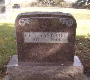 KASTORFF, GUS - Moody County, South Dakota | GUS KASTORFF - South Dakota Gravestone Photos