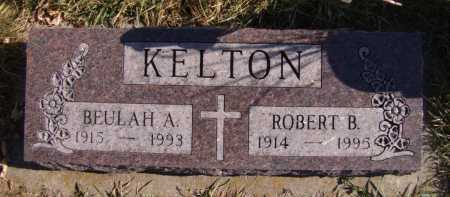 KELTON, BEULAH A - Moody County, South Dakota | BEULAH A KELTON - South Dakota Gravestone Photos