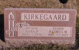 KIRKEGAARD, RASMUS M - Moody County, South Dakota | RASMUS M KIRKEGAARD - South Dakota Gravestone Photos