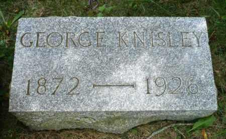 KNISLEY, GEORGE - Moody County, South Dakota | GEORGE KNISLEY - South Dakota Gravestone Photos