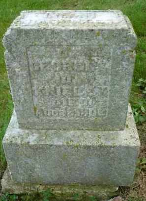 KNISLEY, INFANT DAUGHTER - Moody County, South Dakota | INFANT DAUGHTER KNISLEY - South Dakota Gravestone Photos