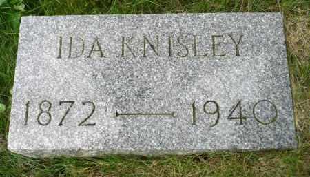 KNISLEY, IDA - Moody County, South Dakota | IDA KNISLEY - South Dakota Gravestone Photos