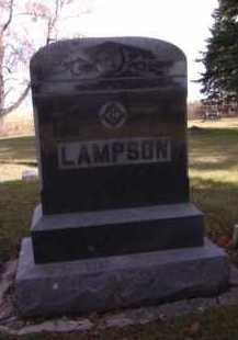 LAMPSON, FAMILY - Moody County, South Dakota | FAMILY LAMPSON - South Dakota Gravestone Photos