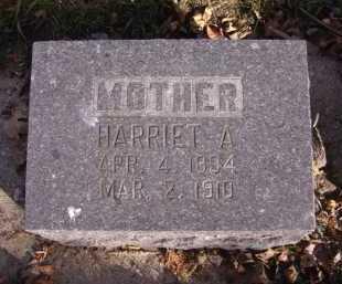 LAMPSON, HARRIET A - Moody County, South Dakota | HARRIET A LAMPSON - South Dakota Gravestone Photos