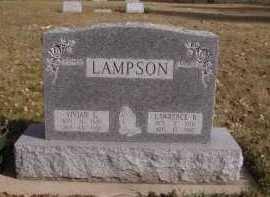 LAMPSON, VIVIAN G - Moody County, South Dakota | VIVIAN G LAMPSON - South Dakota Gravestone Photos