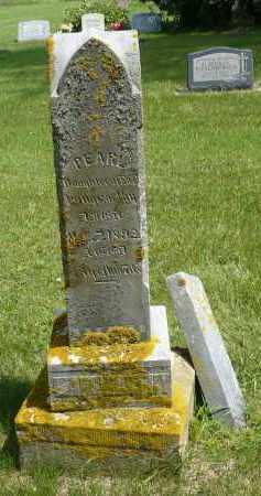 LANGWORTHY, PEARL - Moody County, South Dakota | PEARL LANGWORTHY - South Dakota Gravestone Photos