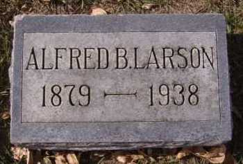 LARSON, ALFRED B - Moody County, South Dakota | ALFRED B LARSON - South Dakota Gravestone Photos