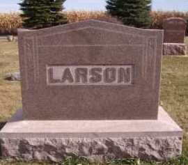 LARSON, FAMILY - Moody County, South Dakota | FAMILY LARSON - South Dakota Gravestone Photos