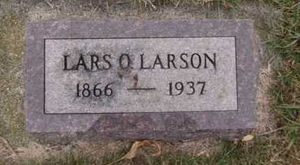 LARSON, LARS O - Moody County, South Dakota | LARS O LARSON - South Dakota Gravestone Photos