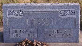 LARSON, NELS P - Moody County, South Dakota | NELS P LARSON - South Dakota Gravestone Photos