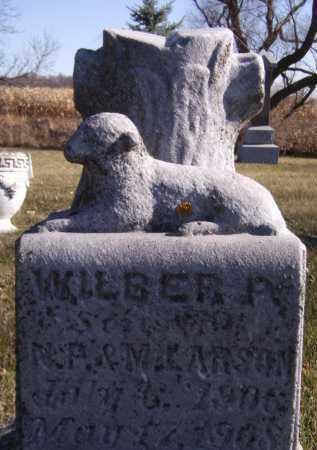 LARSON, WILBER P - Moody County, South Dakota | WILBER P LARSON - South Dakota Gravestone Photos