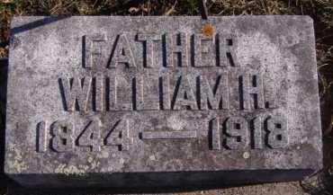 LOUCKS, WILLIAM H - Moody County, South Dakota | WILLIAM H LOUCKS - South Dakota Gravestone Photos