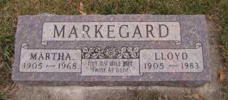 MARKEGARD, LLOYD - Moody County, South Dakota | LLOYD MARKEGARD - South Dakota Gravestone Photos